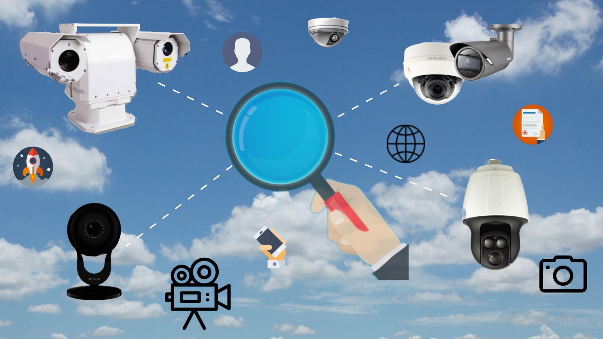 Quais os principais benefícios das câmeras IP?