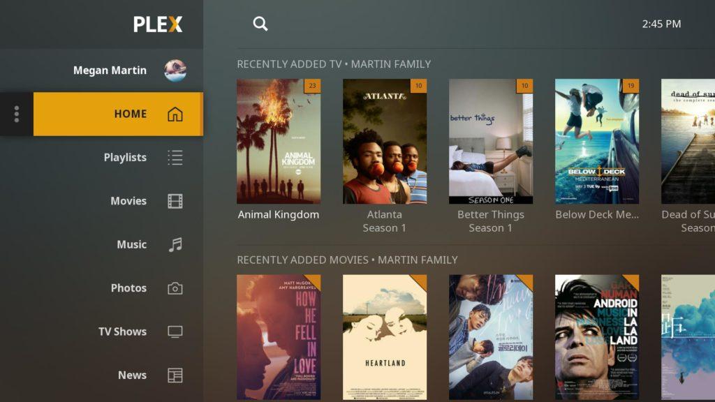como baixar o aplicativo plex para assistir vídeos em casa