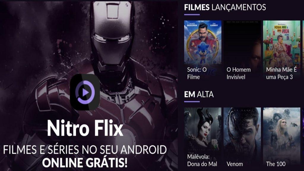 Aprenda como baixar e usar o NitroFlix no seu Android | Foto: Reprodução