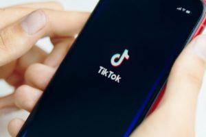 Como mexer no TikTok?