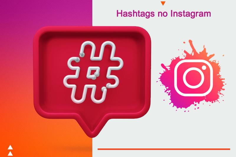 Hashtags no Instagram